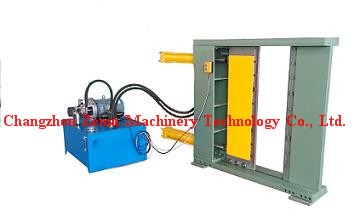 Hydraulic-Vertical-Bending-Machine,Transformer-Machine, Transformer-Tank-Forming-Equipment