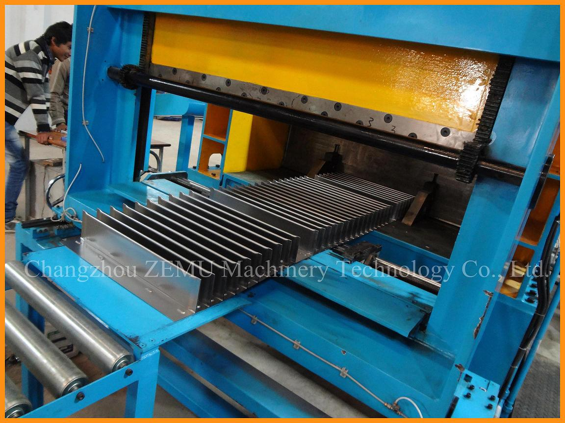Corrugated Wall Forming Machine